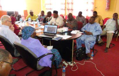 Deux parties se rencontrent pour le suivi de la mise en œuvre  du PSR KFW à Tillabéri