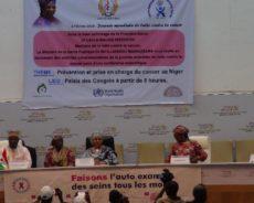 Lancement des activités commémoratives de la journée Internationale de lutte contre le cancer