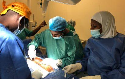 Deux interventions chirurgicales délicates à l'HGR