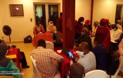 Renforcement des capacités des membres du groupe technique pour l'élaboration du Plan Actions National Budgétisé (PANB) de la Planification Familiale (PF)