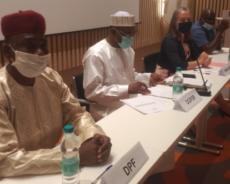 Rencontre avec les Directions Régionales de la Santé Publique, de la Population et des Affaires Sociales dans le cadre du processus d'élaboration du Plan d'Action National Budgétisé de la Planification Familiale du Niger 2021-2025 (PANB)